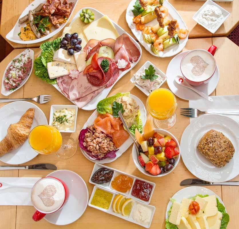 Frühstück im Café Wien in Westerland auf Sylt - Die zehn besten Frühstücksadressen