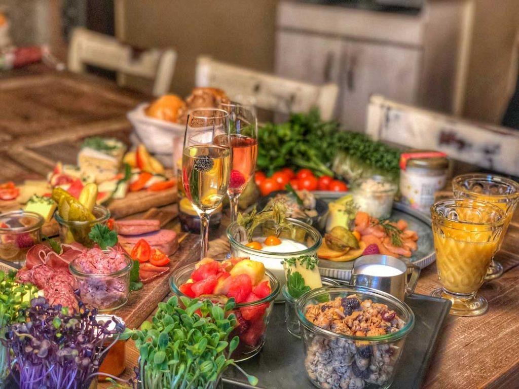 Frühstück im Restaurant denkMAHL, Kassel - Die zehn besten Frühstücksadressen
