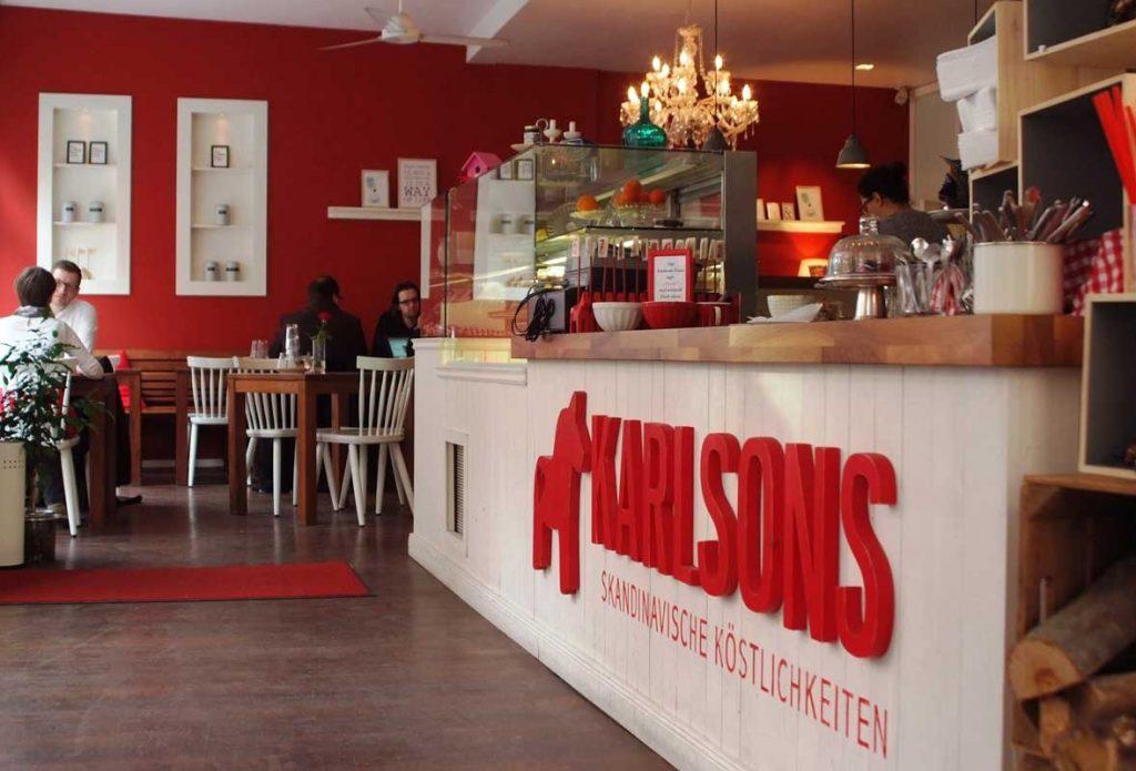 Das Restaurant Karlsons - Skandinavische Köstlichkeiten, Hamburg - Die zehn besten Frühstücksadressen