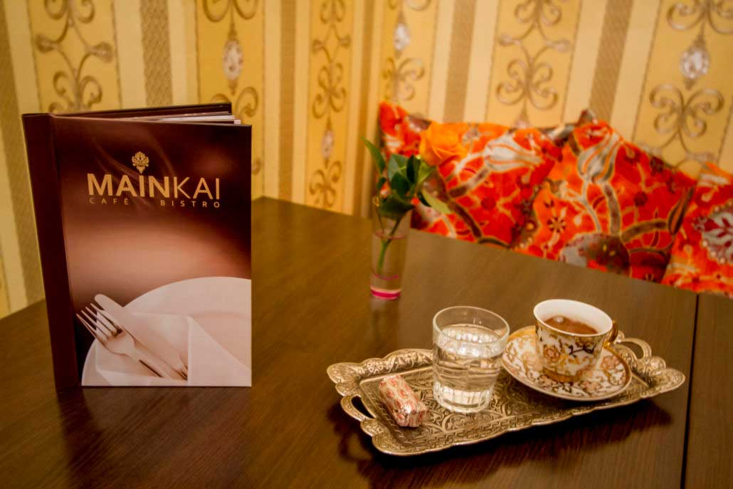 Das Café Mainkai, Frankfurt am Main - Die zehn besten Frühstücksadressen