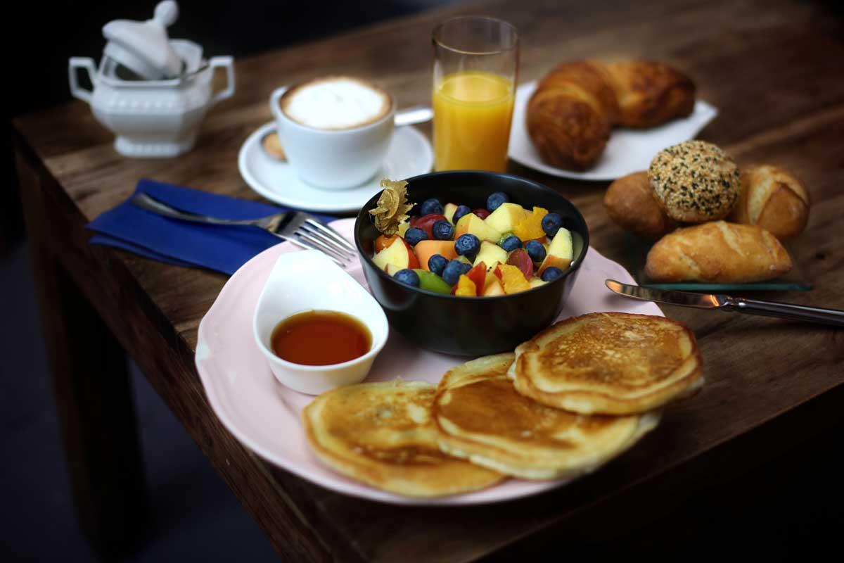 Frühstück im Restaurant Morsh, Berlin - Die zehn besten Frühstücksadressen