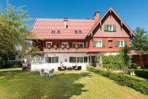 Geldernhaus Oberstdorf - eine Historische Villa zum Kennenlernen