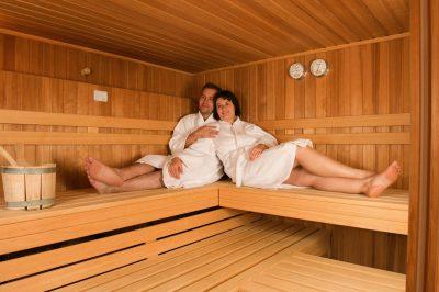 Geldernhaus Sauna