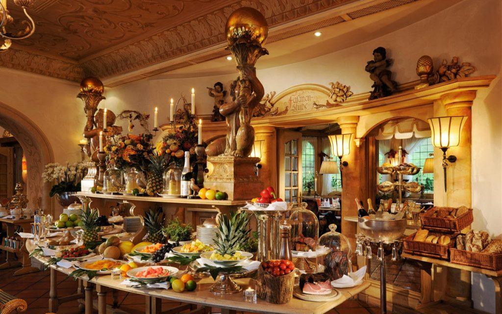 Frühstück im Jagdhof Glashütte, Bad Laasphe - Die zehn besten Frühstücksadressen