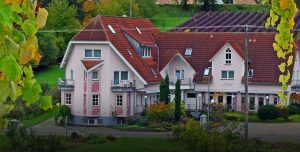 Upgrade im Hotel Castell in Leinsweiler