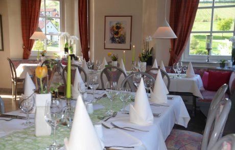 Hotel Castell Leinsweiler - Restaurant