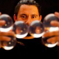 jongleur gaukler