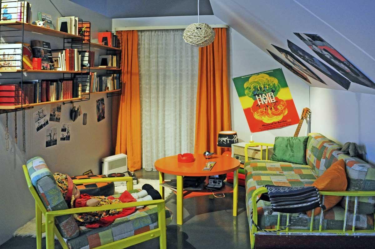 Jugendzimmer 70er Jahre
