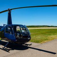 Parkhotel Frank-Hubschrauber