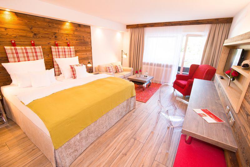 Parkhotel Frank-Doppelzimmer