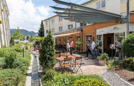 Schwarzwaldhotel Gengenbach-Eingang