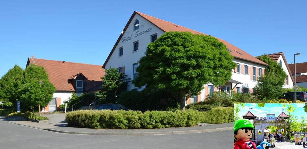 Landhotel Seerose Langenzenn bei Nürnberg