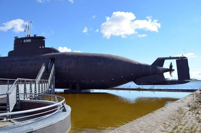 U-Boot-Museum Fehmarn