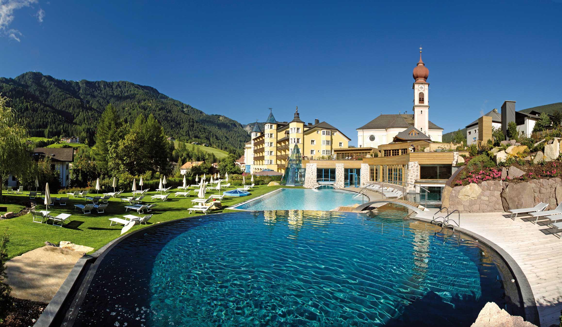 ADLER DOLOMITI Spa & Sport Resort, Sankt Ulrich