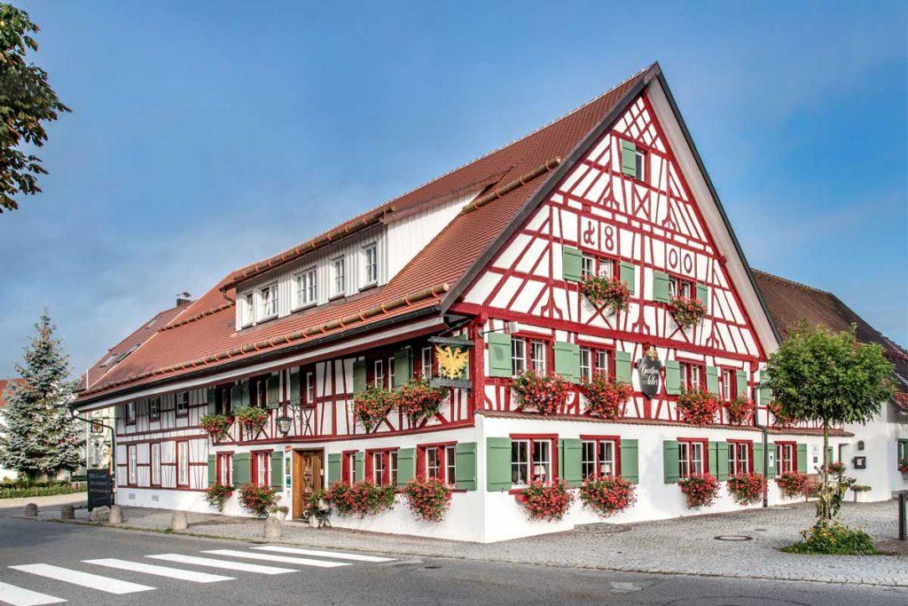 Verwöhntage im Hotel Bio-Adler in Vogt