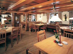 Adlerstube, BIO-Hotel Adler, Vogt