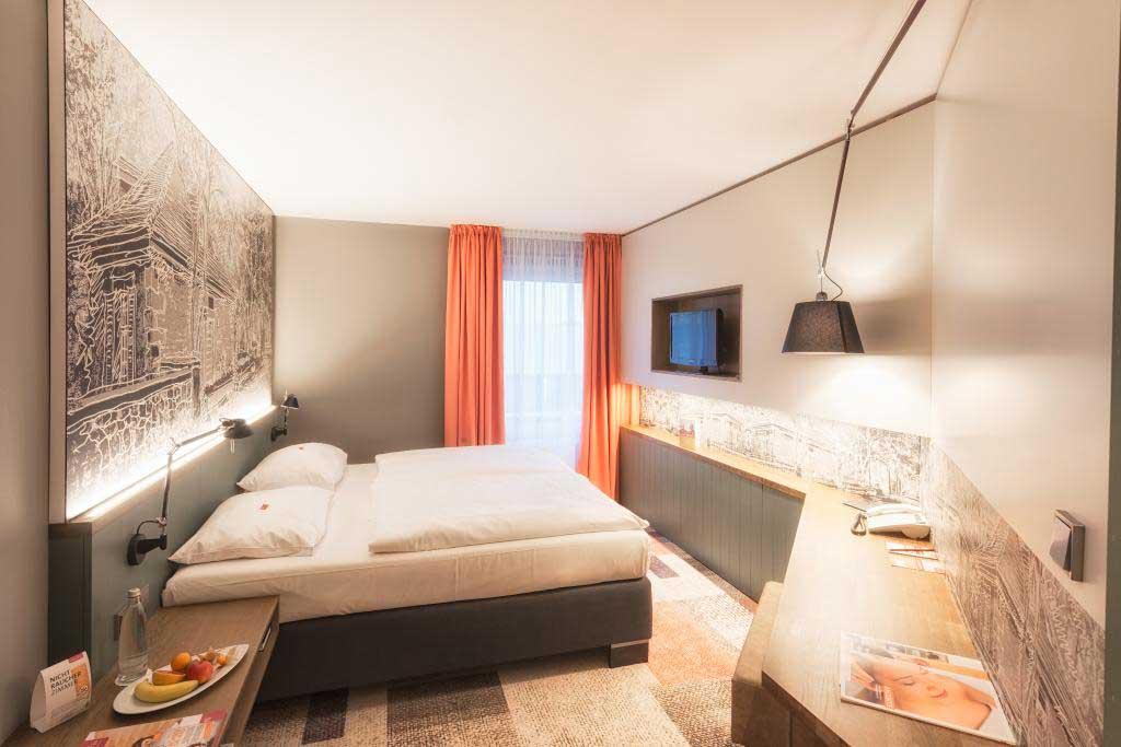 Zimmeransicht, Hotel Freizeit In
