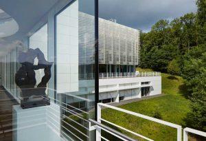 Arp Museum, Neubau