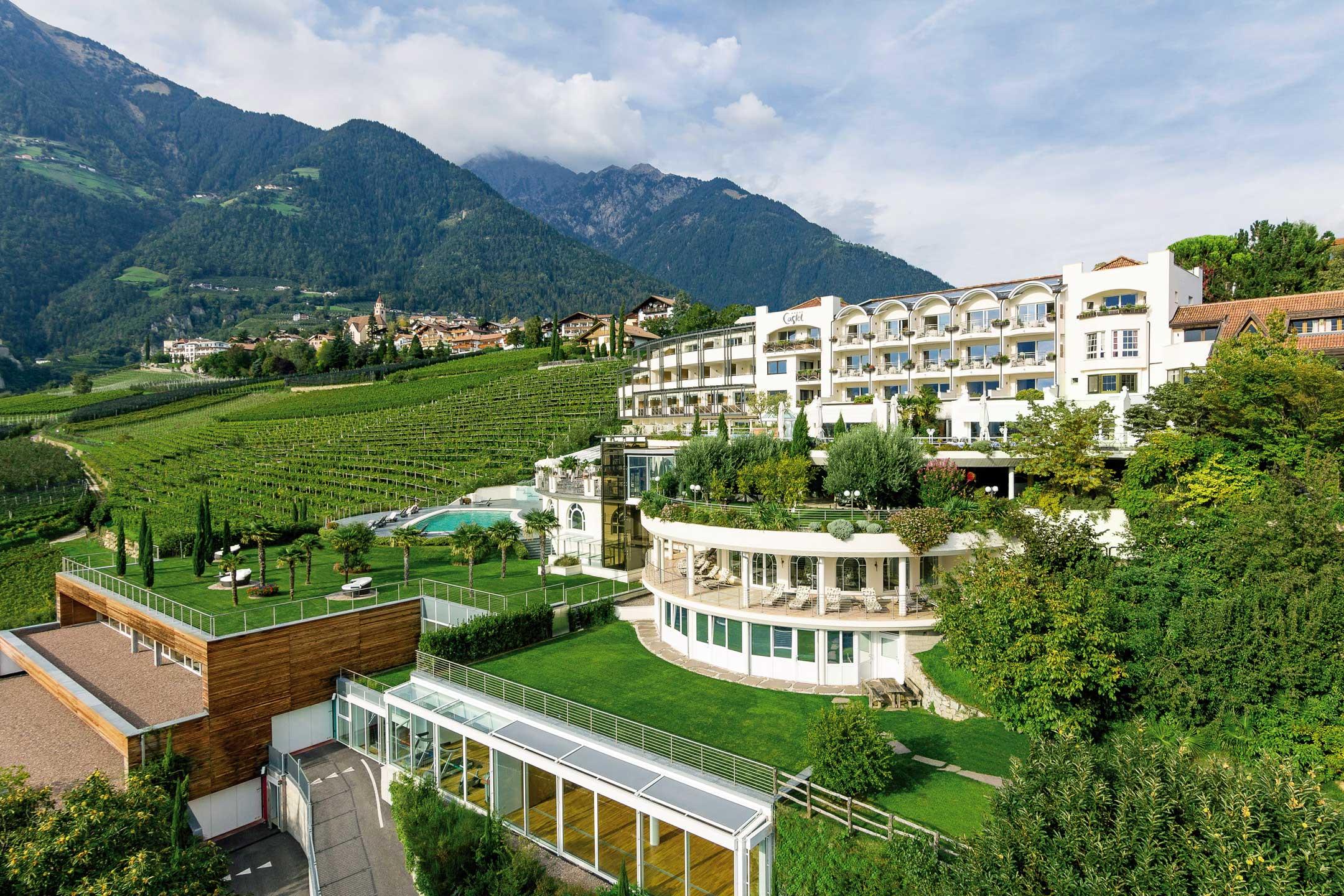 Hotel Castel, Dorf Tirol