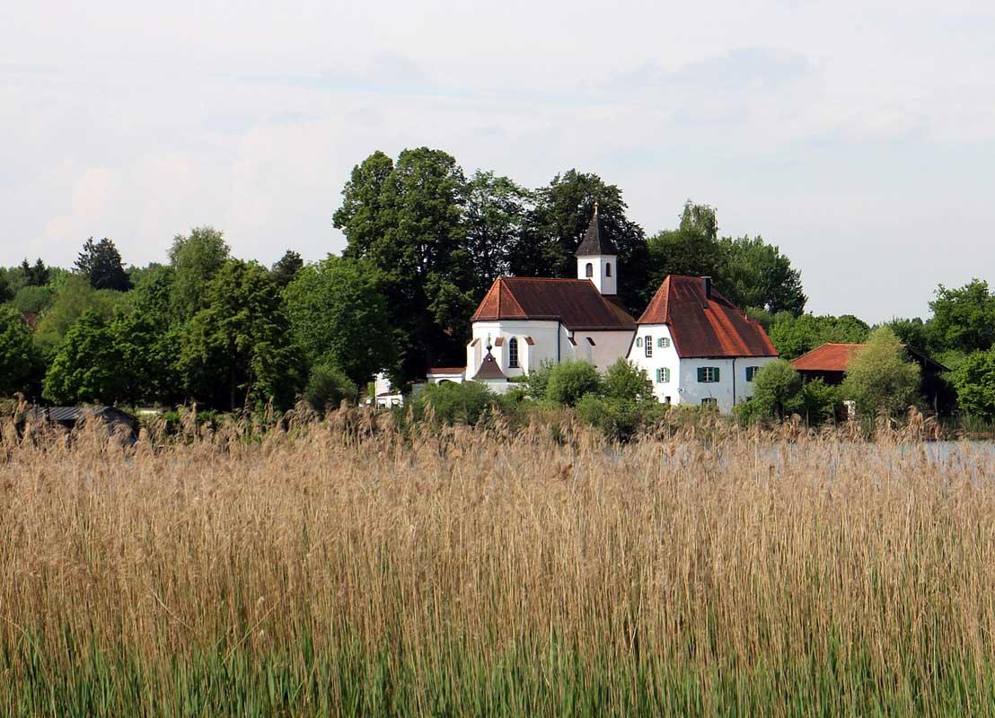Kloster Seeon - Chiemsee-Radweg