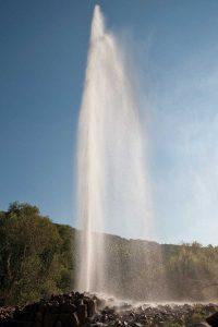 die fontaene des geysir