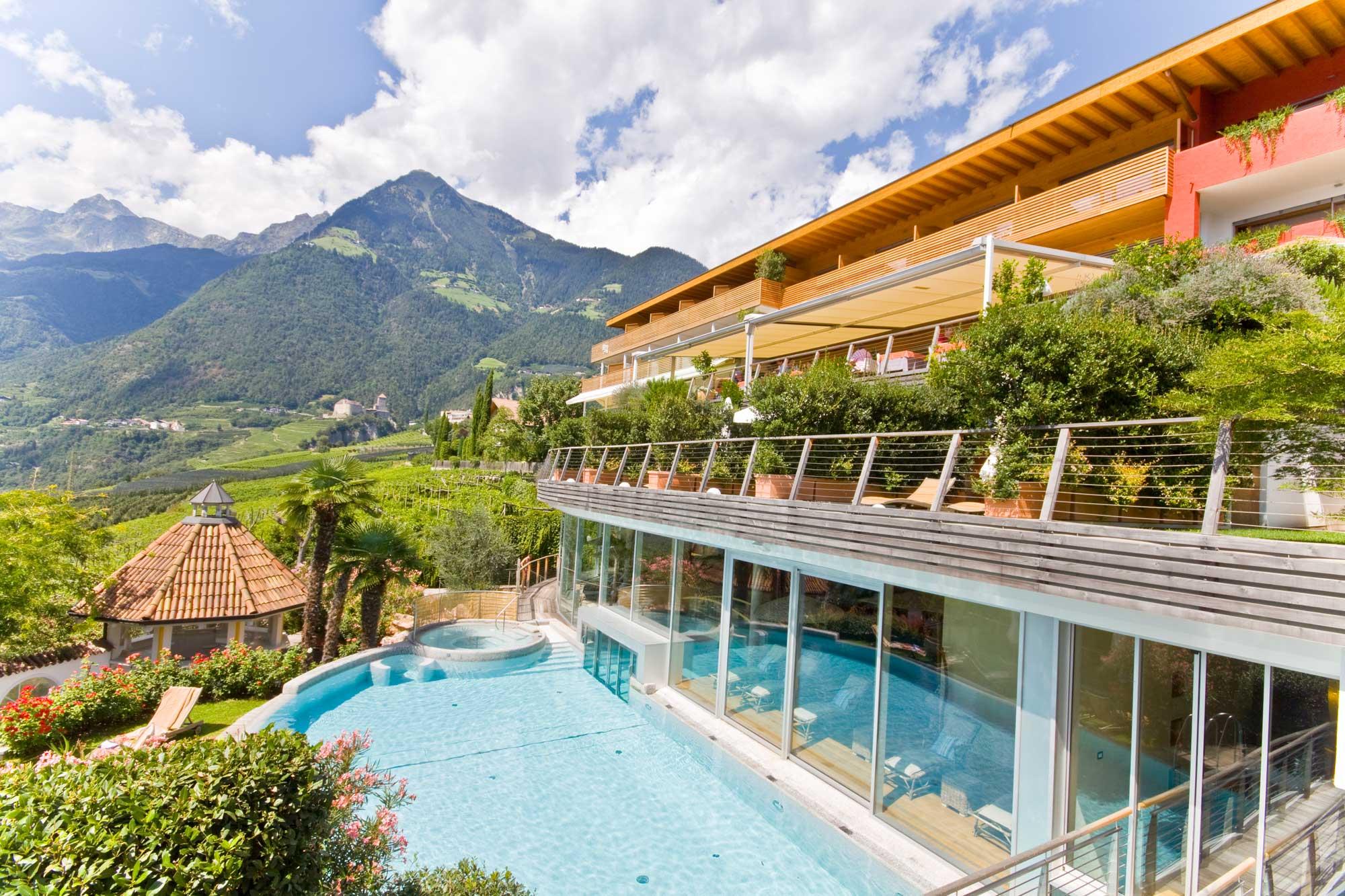 Hotel Erika, Dorf Tirol
