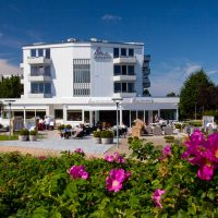 Außemamsicht Strandhotel Bene, Fehmarn