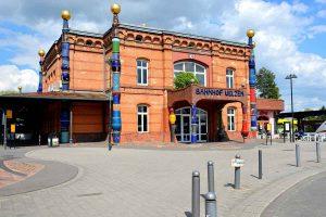 Hundertwasser Bahnhof Uelzen