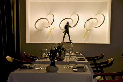 Interieur Restaurant Ox und Klee in Köln