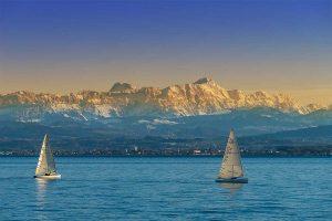 Bodensee Panorama - Premiumwanderweg SeeGang