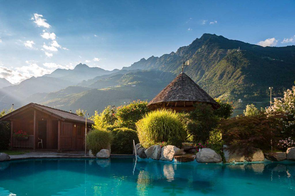 16 erlesene Wellness-Hideaways in Südtirol