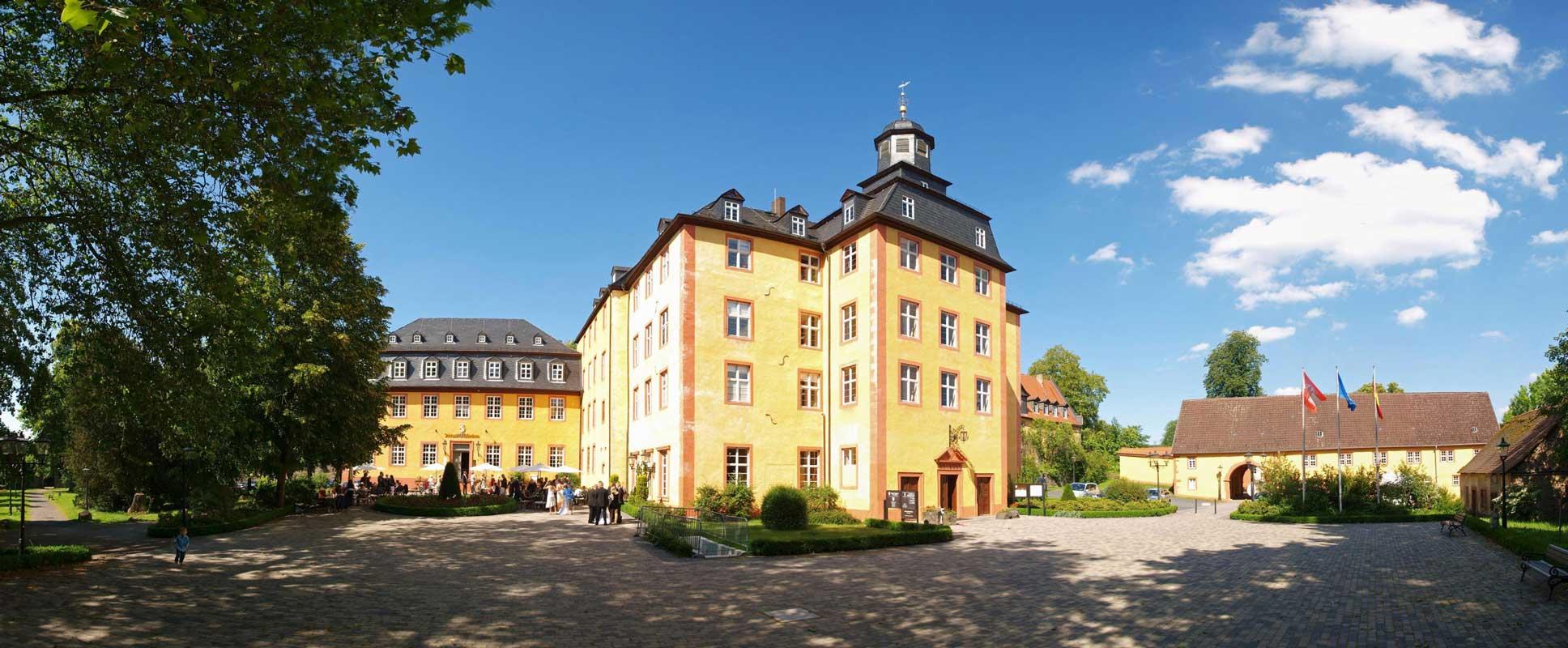 Schlosshotel Gedern