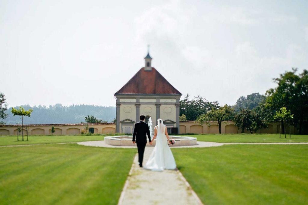 Fotostrecke Hochzeit © Kloster Holzen
