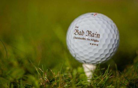 Golf, Bad Rain