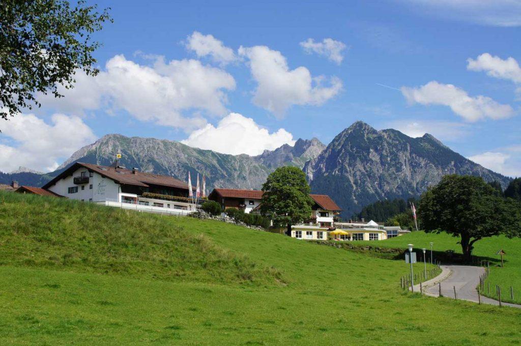 Wellness und Erholung im Hotel Berwanger Hof