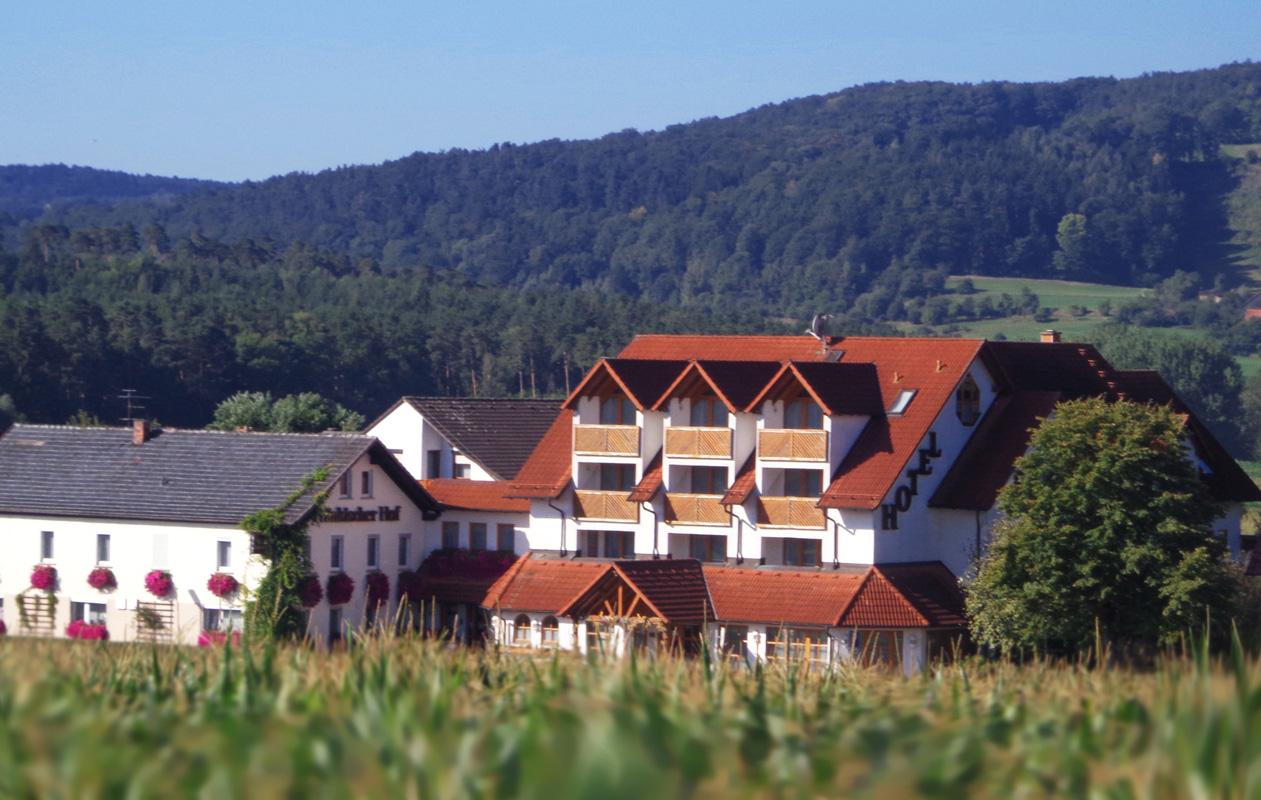 Fränkische Genießerwochen im Hotel Fränkischer Hof