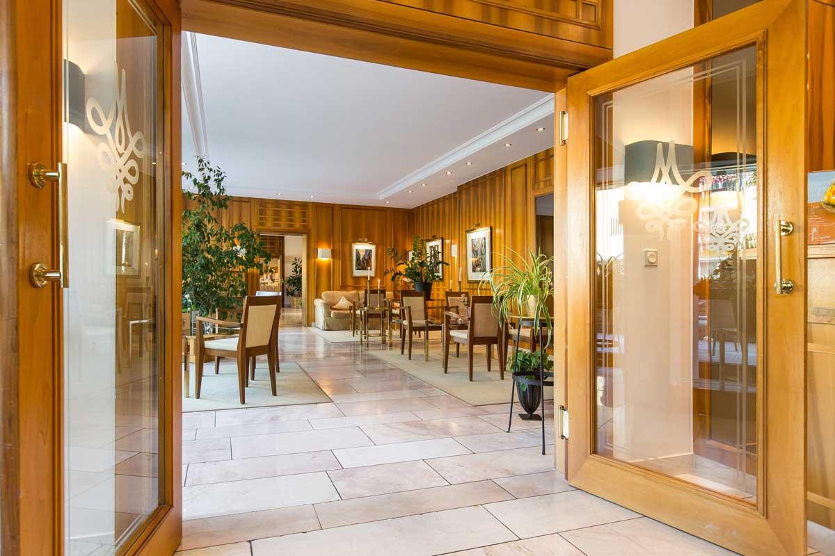 Lobby, Wunsch-Hotel Mürz