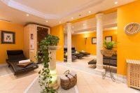 Sauna und Ruhebereich, Wunsch-Hotel Mürz