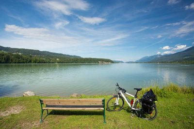 Radfahren an der Drau - Drauradweg