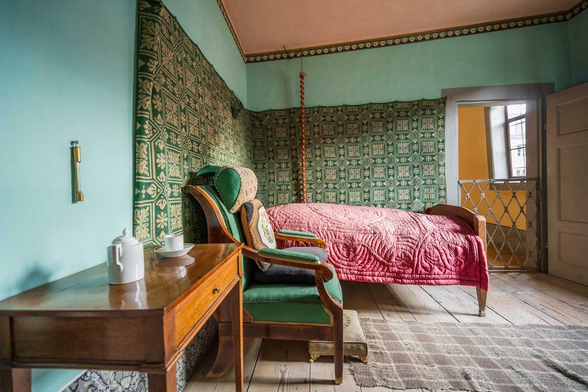 Goethes Schlafzimmer