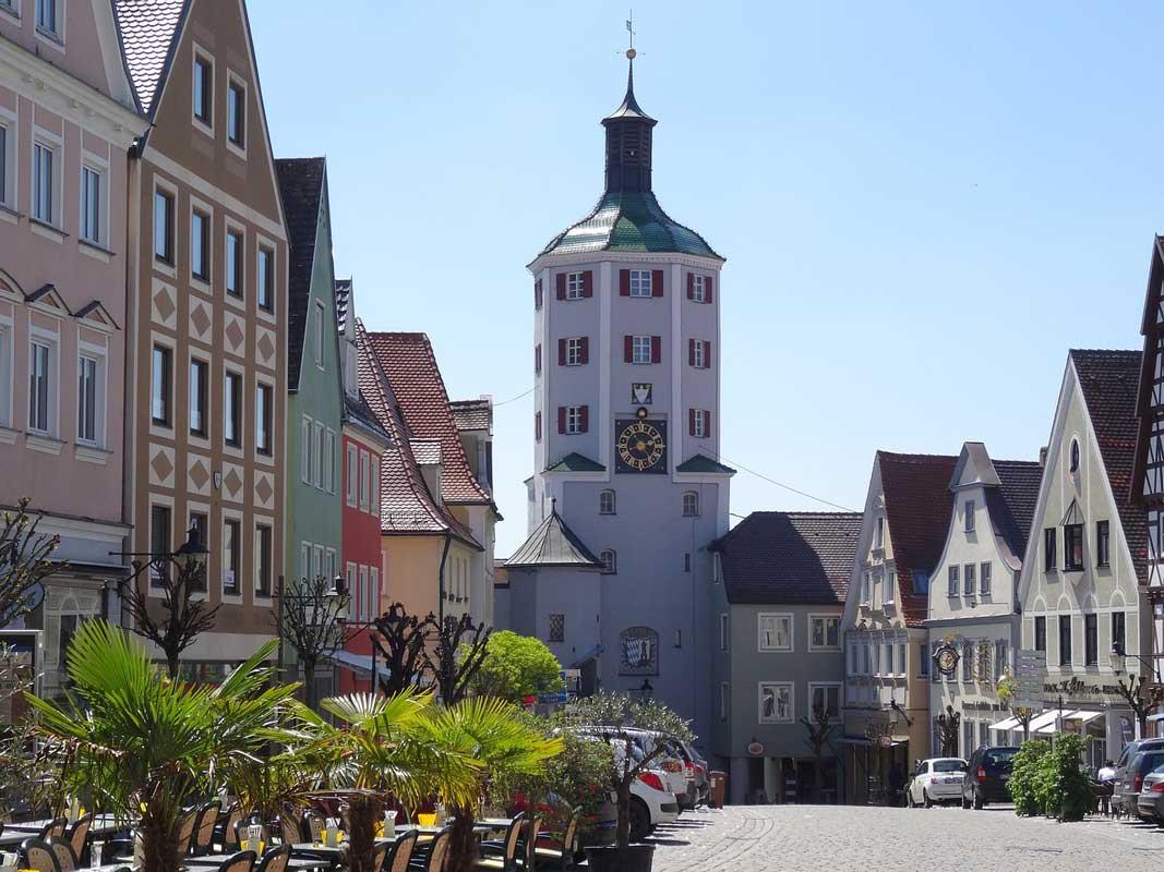 Günzburg - Schwäbische Kartoffeltour