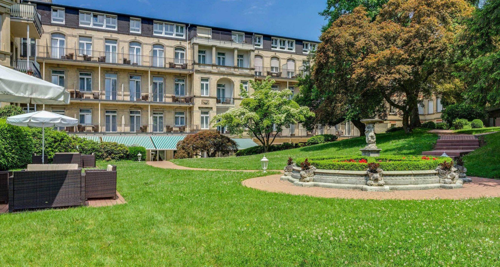 © Hotel am Sophienpark, Baden-Baden