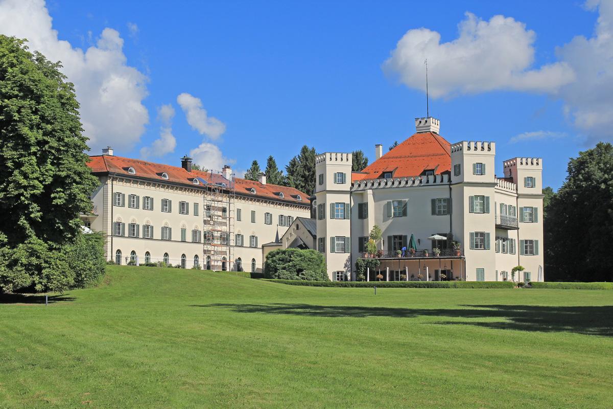 Schloss Possenhofen - Kaiserin-Elisabeth-Weg