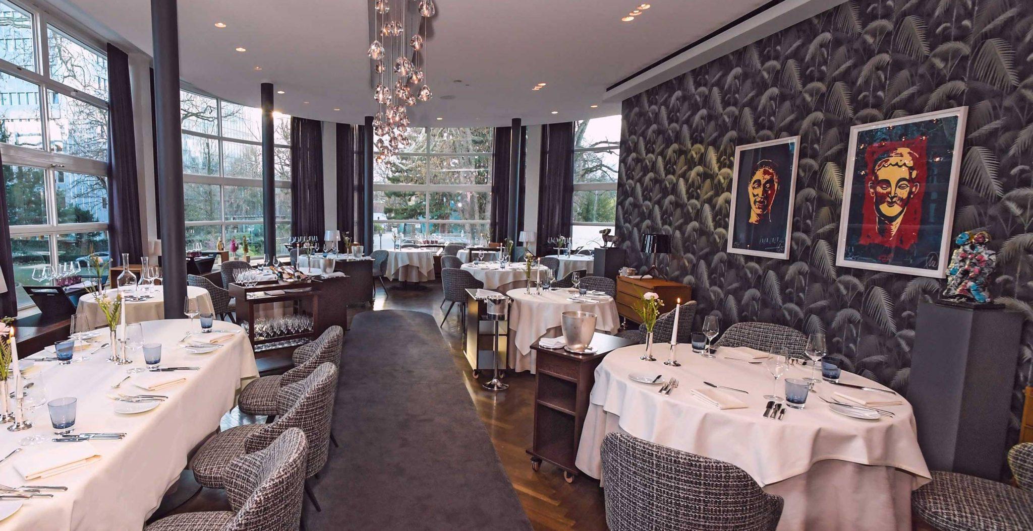 © Relais & Châteaux Restaurant Lafleur