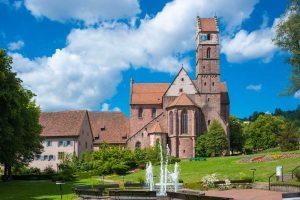 Kloster Alpirsbach - Ostweg - Kinzigtal-Radweg