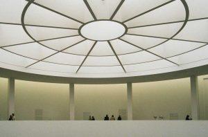 pinakothek moderne rotunde