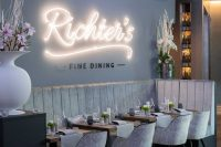 Innenraum Richters Fine Dining Stuttgart
