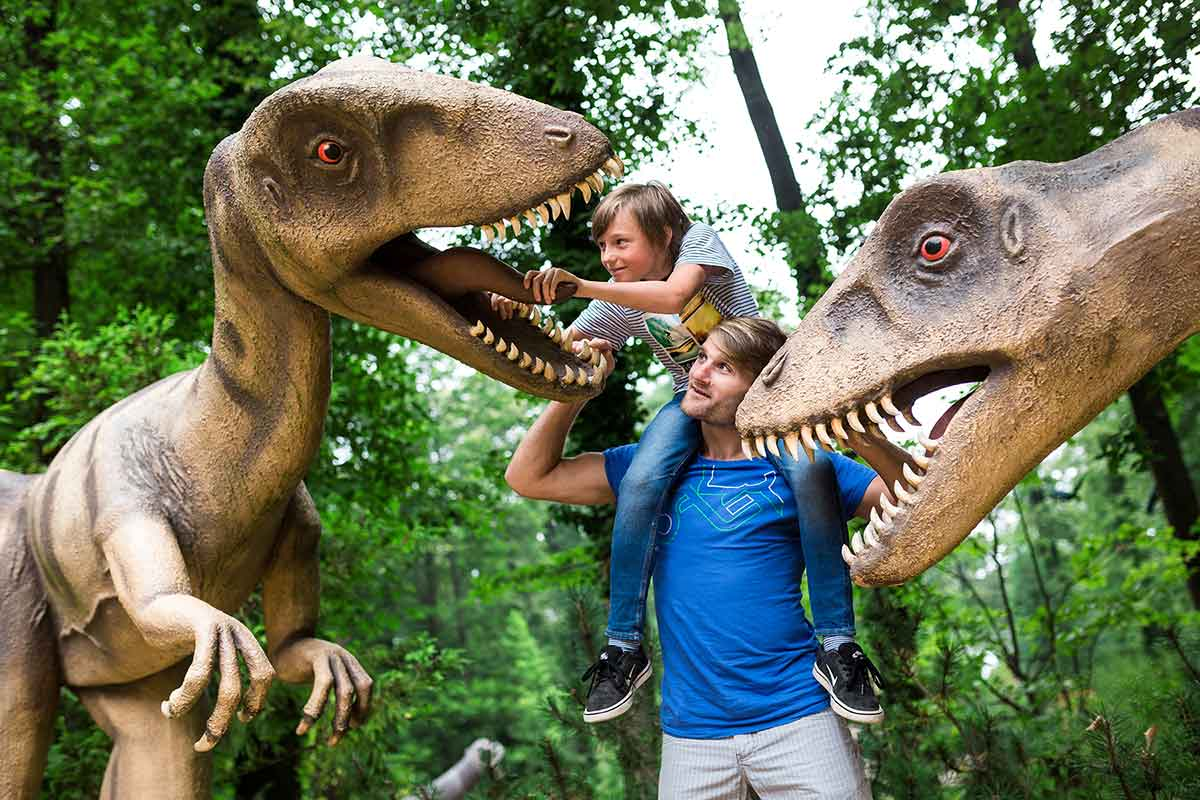 Dinosaurierpark Bautzen