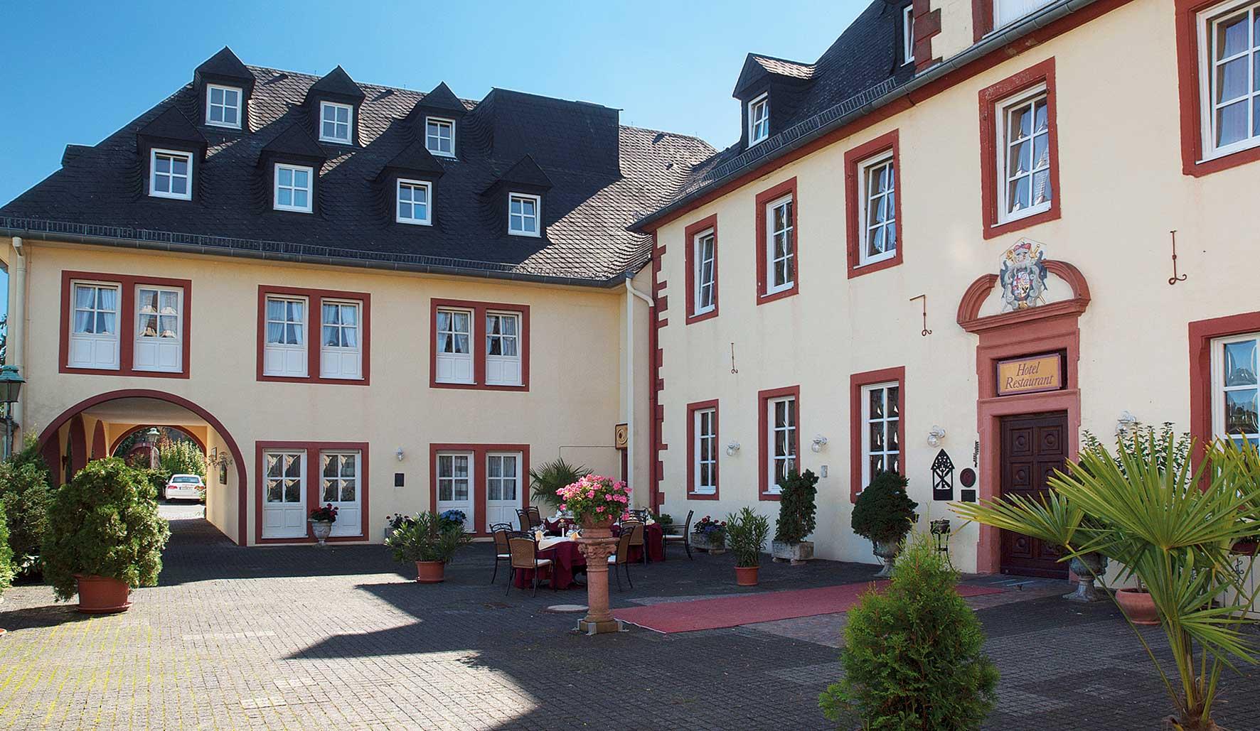 Schlosshotel Kurfürstliches Amtshaus Daunerburg, Daun