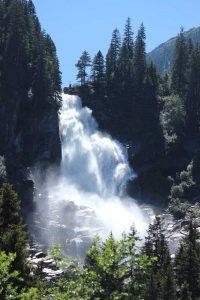 Krimmler Wasserfälle - Tauernradweg